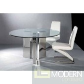 Zuritalia Modern Round Dining Table