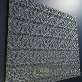 TexturedSurface 3d wall panel TSG97