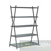 Xert Wide Shelf Gray