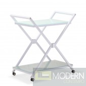 Xert Serving Cart White