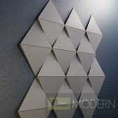 TexturedSurface 3d wall panel TSG158