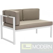 Golden Beach Chaise RSF Mocha