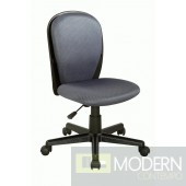 Fabric Back and Seat Youth Desk Chair