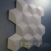 TexturedSurface 3d wall panel TSG162