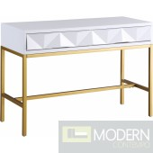 Adelle Console Table Gold