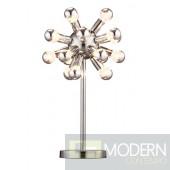 Pulsar Table Lamp Chrome
