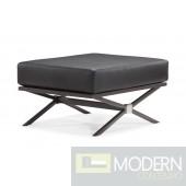 Xert Modular Ottoman Black