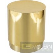 Ovidius End Table GOLD