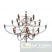 Bradyon Ceiling Lamp Chrome