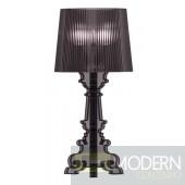 Salon S Table Lamp Translucent Black