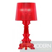 Salon S Table Lamp Red