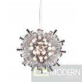 Extravagance Ceiling Lamp Aluminum