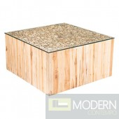 Cave Coffee Table Natural