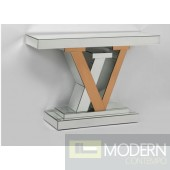 LV Mirrored Console