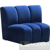 Eternity Velvet Modular Chair