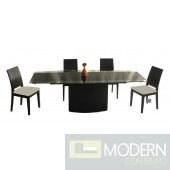 Zuritalia Modern wenge Base Dining Table
