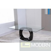 Zuritalia Modern Lacquer Base Dining Table