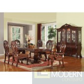AC60265 Quinlan Formal Dining Table in Cherry  w/Options
