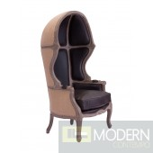 Ellis Occasional Chair Brown