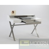 Modern Computer Desk With Drawer