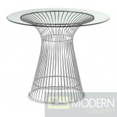 Whitby Dining Table Stainless Steel