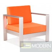 Cosmopolitan Armchair Cushions Orange