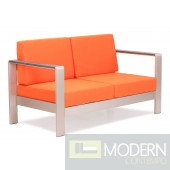 Cosmopolitan Sofa Cushions Orange
