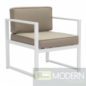Golden Beach Armchair Mocha