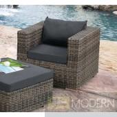 Modern Outdoor Sectional Sofa Set