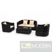 Renava Maui - Modern Patio Sofa Set