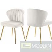 Finley Velvet Chair - Set of 2 INSTORE item DMV deals