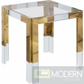 Francesca Gold End table