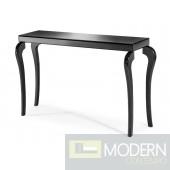 Voila Console Table Black