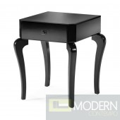 Voila Side Table Black