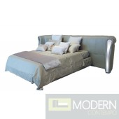 Temptation 8C008A Modern Light Grey Bed