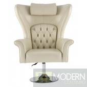 Temptation 8S003 Leather Lounge Chair