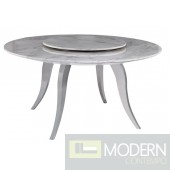 Temptation Round Marble Dining Table
