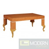 Regency Style Wood Dining Table