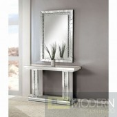 Dynasty Mirrored Console with