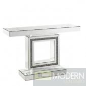 Minx Mirrored Console Table