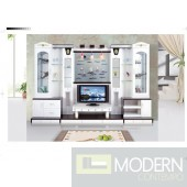 Contemporary Modern wall unit entertainment center MCSS922