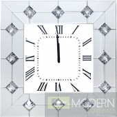 Jolene Mirror Wall Clock