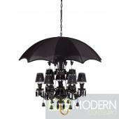 Sugilite Ceiling Lamp Black