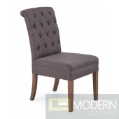 Geary Chair Charcoal Gray