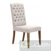 Gough Chair Beige