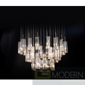 DIAMANTE CHANDELIER