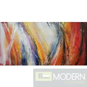 "Modrest 4845 55""x28"" Oil Painting"