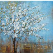 Modrest ADC7911 Tree Oil Painting On Canvas