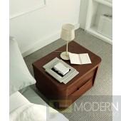 SMA Abbraccio - Modern 2-Drawer Nightstand
