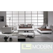 Divani Casa  334 - Modern Leatherette Sofa Set